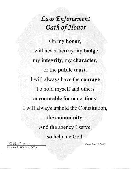 iacp-oath-of-honor